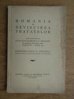 Romania si revizuirea tratatelor