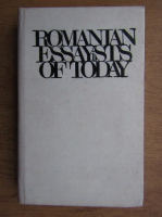 Anticariat: Romanian essayists of today