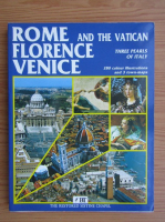Rome, Florence, Venice and the Vatican (ghid de calatoie)