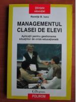 Anticariat: Romita B. Iucu - Managementul clasei de elevi