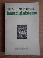 Anticariat: Romul Munteanu - Lecturi si sisteme