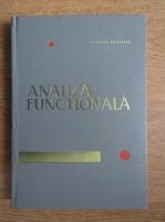 Romulus Cristescu - Analiza functionala