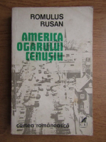 Anticariat: Romulus Rusan - America ogarului cenusiu