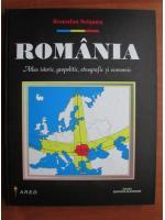 Anticariat: Romulus Seisanu - Romania. Atlas istoric, geopolitic, etnografic si economic