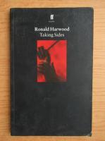 Anticariat: Ronald Harwood - Takings sides