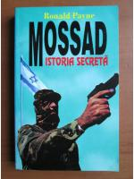 Ronald Payne - Mossad, istoria secreta