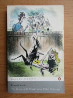 Ronald Searle - The terror of St. Trinian's and other drawings