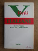 Rosalia Buratti - Italiani, tutti i verbi regolari e irregolari