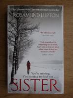 Anticariat: Rosamund Lupton - Sister
