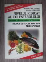 Anticariat: Rosemarie Franke, Armin Steinmetz - Nivelul ridicat al colesterolului