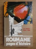 Anticariat: Roumanie. Pages d'histoire, nr. 2-3, 1984