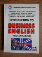 Roxana Dude - Introduction to business English