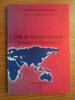 Roxana Gabriela Dumitrescu - Curs de engleza generala si termeni de specialitate
