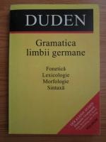 Anticariat: Rudolf Hoberg - Der kleine Duden. Gramatica limbii germane