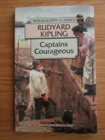 Rudyard Kipling - Captains courageous. A story of the Grand Banks