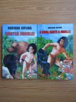 Anticariat: Rudyard Kipling - Cartea junglei (2 volume)