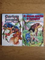 Rudyard Kipling - Cartea junglei. A doua carte a junglei (2 volume)