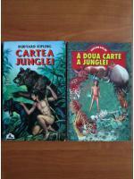 Rudyard Kipling - Cartea junglei / A doua carte a junglei (2 volume)