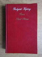 Anticariat: Rudyard Kipling - Poems Short stories