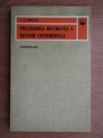 Rumsiski - Prelucrarea matematica a datelor experimentale