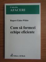Anticariat: Rupert Eales-White - Cum sa formezi echipe eficiente