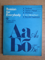 Russian for everybody. Let's talk and read