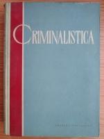 S. A. Golunski - Criminalistica