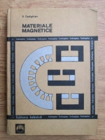 S. Cedighian - Materiale magnetice