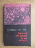 Anticariat: S. Cutisteanu - Electoratul din Romania in anii interbelici