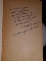 S. Damian - Scufita Rosie nu mai merge in padure (cu autograf pentru Stefan Agopian)