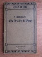 S. Hamburger - New english lessons (1917)