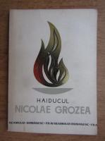 Anticariat: S. I. Garleanu - Haiducul Nicolae Grozea