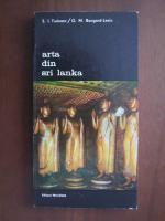 Anticariat: S. I. Tiuleaev - Arta din Sri Lanka