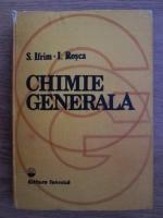 Anticariat: S. Ifrim, I. Rosca - Chimie generala