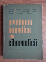 Anticariat: S. M. Saliutin - Probleme teoretice ale ciberneticii