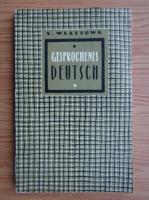S. Wlassowa - Gesprochenes Deutsch