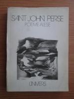 Anticariat: Saint John Perse - Poeme alese