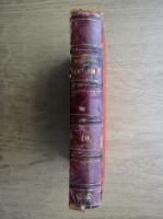 Anticariat: Sainte Beuve - Memoires complets et authentiques du Duc de Saint-Simon (volumul 10, 1858)