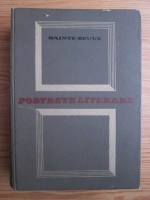 Anticariat: Sainte-Beuve - Portrete literare