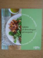 Anticariat: Salate si dressinguri proaspete