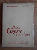 Anticariat: Salom Alehem - Mister Green are o slujba