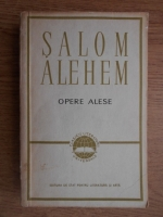 Anticariat: Salom Alehem - Opere alese (volumul 1)