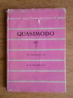 Salvatore Quasimodo - Versuri