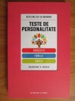 Anticariat: Salvatore V. Didato - Teste de personalitate. Dragoste, familie, emotii