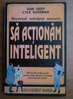 Anticariat: Sam Deep - Sa actionam inteligent