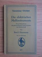 Sammlung Goschen - Die elektrischen Messinstrumente (1937)