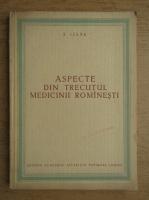 Anticariat: Samuel Izsak - Aspecte din trecutul medicinii romanesti