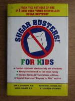 Anticariat: Samuel S. Andrews - Sugar busters! For kids