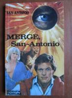 San-Antonio - Merge, San-Antonio