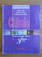 Anticariat: Sanda Fatu - Chimie. Manual pentru clasa a VIII-a (2008)